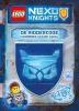<b>John  Derevlany, Mark  Hoffmeier</b>,LEGO Nexo Knights-De Riddercode - Handboek van de Vazal