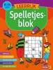 ZNU,Leerrijk spelletjesblok (8-10 j.)