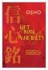 <b>Osho</b>,Het boek van niets
