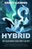 Greet  Ilegems,Hybrid Hybrid, De kleuren van het licht