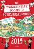 <b>Andy  Griffiths, Terry  Denton</b>,De waanzinnige boomhut scheurkalender 2019