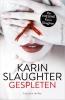 Karin  Slaughter ,Gespleten - pakket à 12 ex.