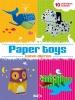 ,Paper Toys Dieren
