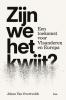 <b>Johan Van Overtveldt</b>,Zijn we het kwijt?