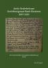 P.D.  Spies ,Ambt Nederbetuwe Gerichtssignaat Kesteren 1607-1610