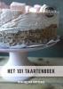 Monique van der Vloed ,Het 101 taartenboek