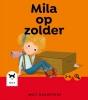 Nienke  Peeters ,Mila op zolder