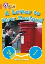 Alison Hawes,   Cliff Moon A Letter to New Zealand