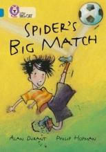 Alan Durant,   Philip Hopman Spider`s Big Match