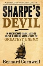 Bernard Cornwell Sharpe`s Devil