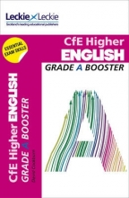 David Cockburn,   Leckie & Leckie Higher English Grade Booster for SQA Exam Revision