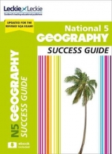 Rob Hands,   Peck,   Alison Hughes,   Leckie National 5 Geography Revision Guide for New 2019 Exams