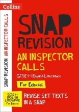 Collins GCSE An Inspector Calls: New GCSE Grade 9-1 English Literature Edexcel Text Guide