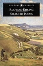 Rudyard Kipling,   Peter Keating Selected Poems