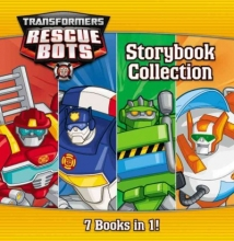 Transformers Rescue Bots Storybook Collection