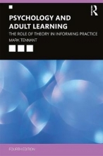 Mark Tennant Psychology and Adult Learning