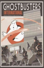 Burnham, Erik Ghostbusters International