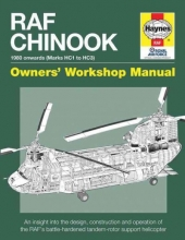 C. McNab RAF Chinook Manual