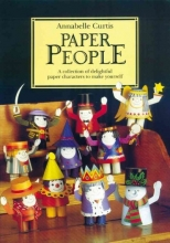 Annabelle Curtis Paper People