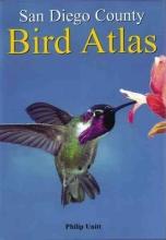 Unitt, Philip San Diego County Bird Atlas