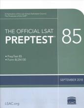 Council, Law School The Official LSAT Preptest 85