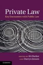 Barker, Kit Private Law