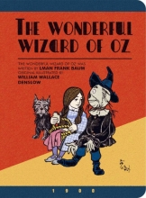 The Wonderful Wizard of Oz Stitch Small Blank Notebook