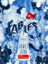 Jean, James Fables Covers