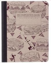 Sandwich Arts Decomposition Book