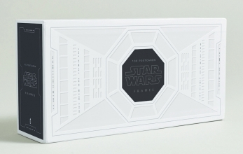 Lucas Film Ltd TM Star Wars Frames 100 Postcards