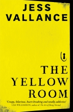 Vallance, Jess Yellow Room