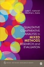 Leila Kahwati,   Heather Kane Qualitative Comparative Analysis in Mixed Methods Research and Evaluation