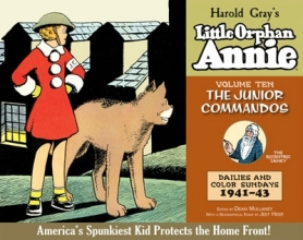 Gray, Harold The Complete Little Orphan Annie 10