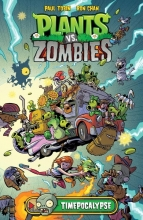 Tobin, Paul Plants vs. Zombies Volume 2
