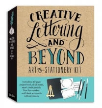Kirkendall, Gabri Creative Lettering and Beyond Art & Stationery Kit