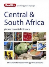 Berlitz Berlitz Phrase Book & Dictionary Central & South Africa