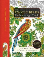 Beverley Lawson The Exotic Birds Colouring Book