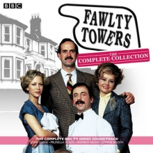 Cleese, John Fawlty Towers: The Complete Collection
