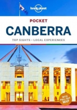 Lonely planet , Pocket Canberra