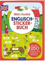 Schnabel, Dunja Mein buntes Englisch-Stickerbuch