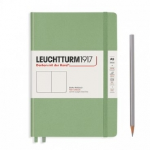 Lt361585 , Leuchtturm notitieboek medium pastel groen blanco