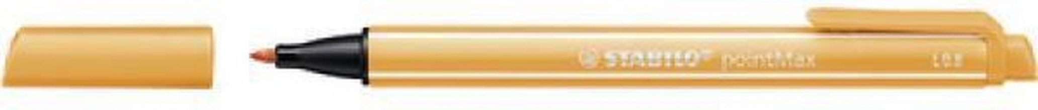 488 , 54 , Stabilo pointmax viltstift oranje