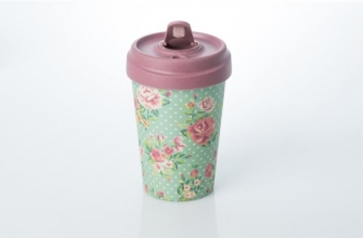 Chi-bcp226 , Bamboocup vintage roses