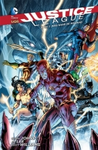 Johns,,Geoff/ Lee,,Jim Justice League Hc02. Op Weg Naar de Misdaad (new 52)