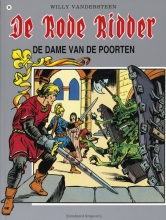 Willy  Vandersteen Dame van de poorten Rode Ridder 96