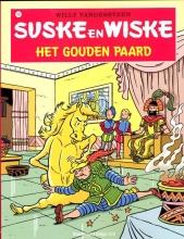 Willy  Vandersteen Suske en Wiske Het gouden paard 100