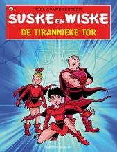 Willy  Vandersteen, Peter van Gucht Suske en Wiske Suske en Wiske 320 De Tirannieke Tor
