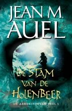 Jean M.  Auel De Aardkinderen 1 De stam van de holenbeer