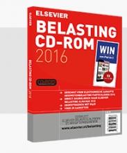 , Elsevier belasting CD-rom 2016