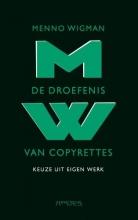 M.  Wigman Droefenis van copyrettes